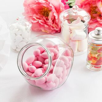 Candy Bar Bonbonglas
